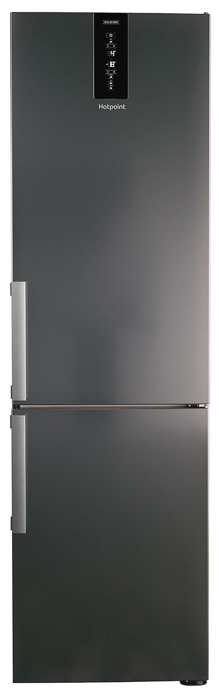 Hotpoint H5T811IKH Fridge Freezer - Black