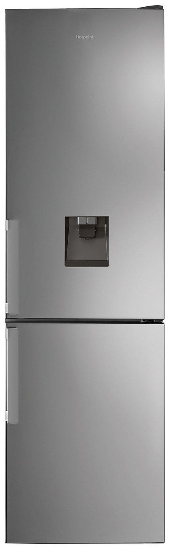 Hotpoint H7T911AMXH AQUA Frost Free Fridge Freezer - Inox